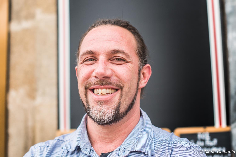 Julien, créateur de Y.O.U. à Nantes !