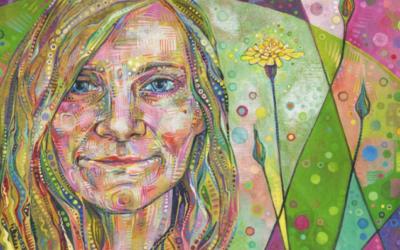 Gwenn Seemel, inspiratrice de Joie dans le Monde …