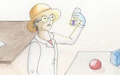 Dans le laboratoire expérimental d'Isabelle Lagneau