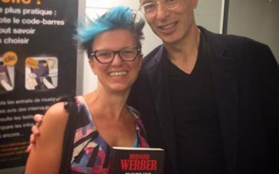 Ma rencontre avec Bernard Werber