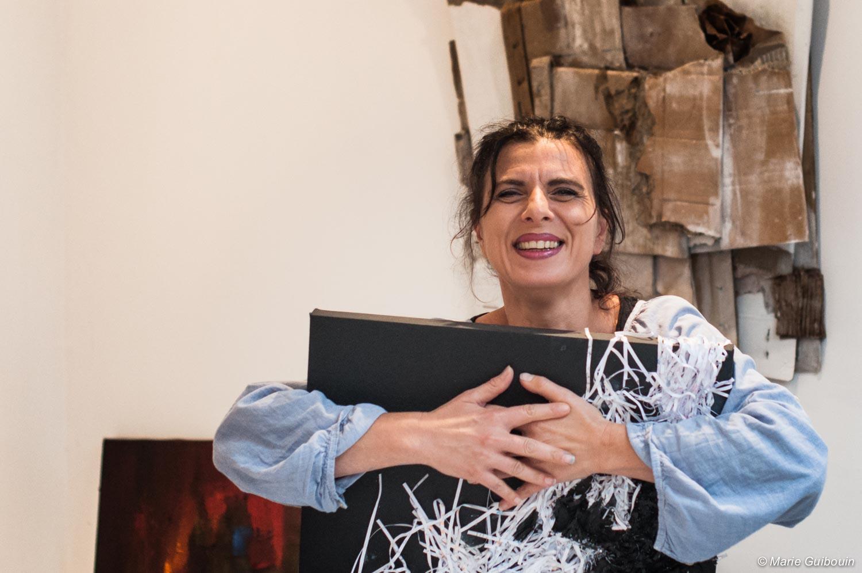Valérie Telesca en connexion avec le Monde …