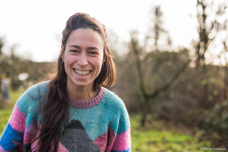 Louise Belpalme, en harmonie avec la Terre