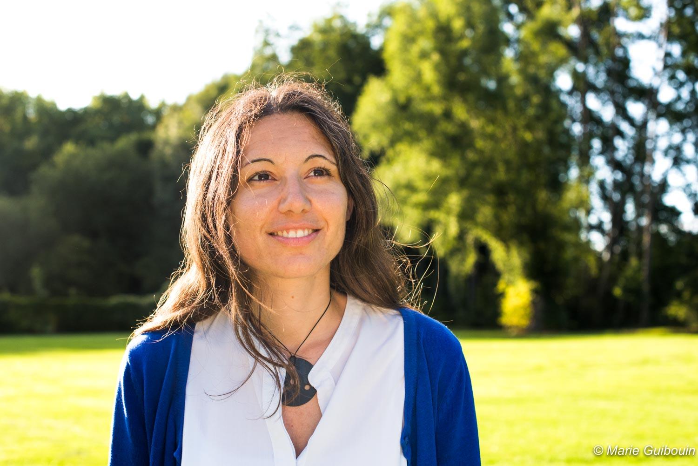 Portrait Eléna Fernandes