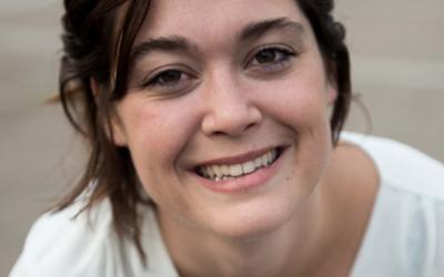 Raphaëlle Salmon, fondatrice de l'école Inspirée